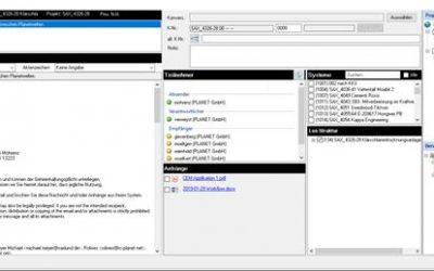 PLM Office / DMS – Angleichung der Strukturbäume in PLM Office und PLM-DMS