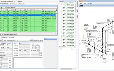 PLM 3D – Erweiterung des 3D Schnellentwurf mit Stücklistenausgabe