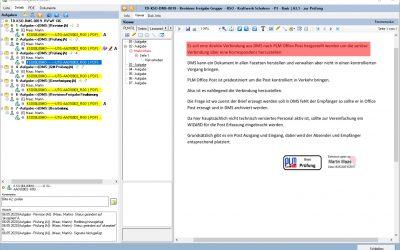 PLM DMS – Erweiterung des DMS Revisions-Freigabeverfahren