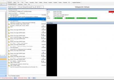 Optimised display of PLM Office deadlines